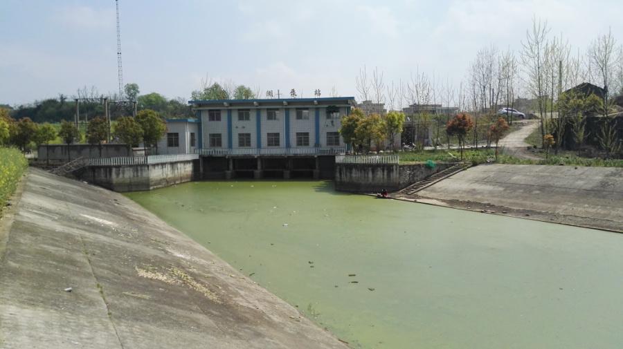 泵站更新改造工程