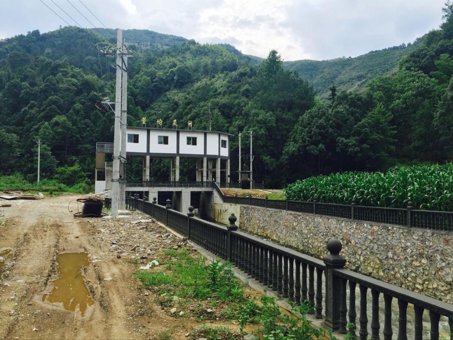 灌區節水配套改造工程